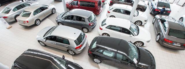Käyttövoima ja auton valitseminen