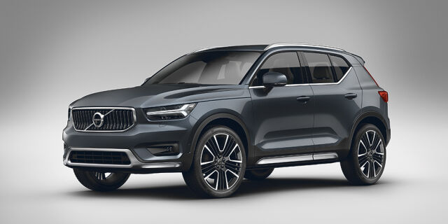 Volvo XC40 T2 Business aut