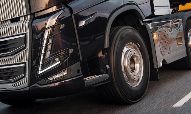 Bildgalleri: Lastbilar som levererats från Käyttöauto