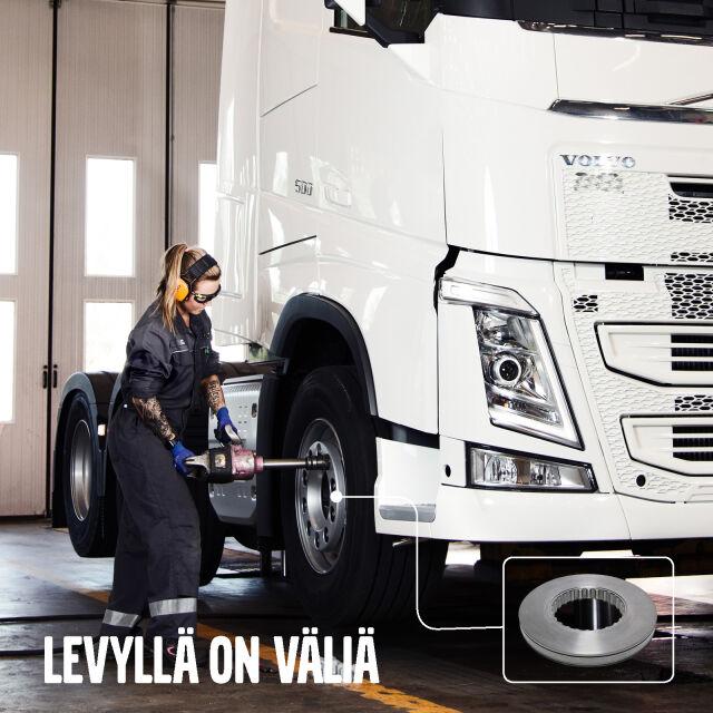 Alla aktuella erbjudanden för Volvo lastbilar