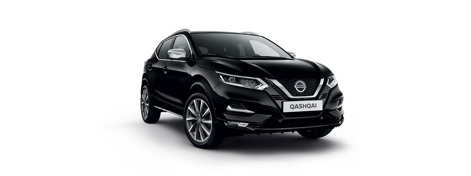 Uusi Nissan Qashqai