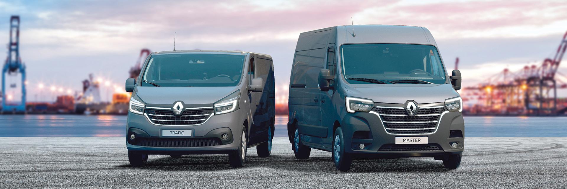 Renault Trafic & Master