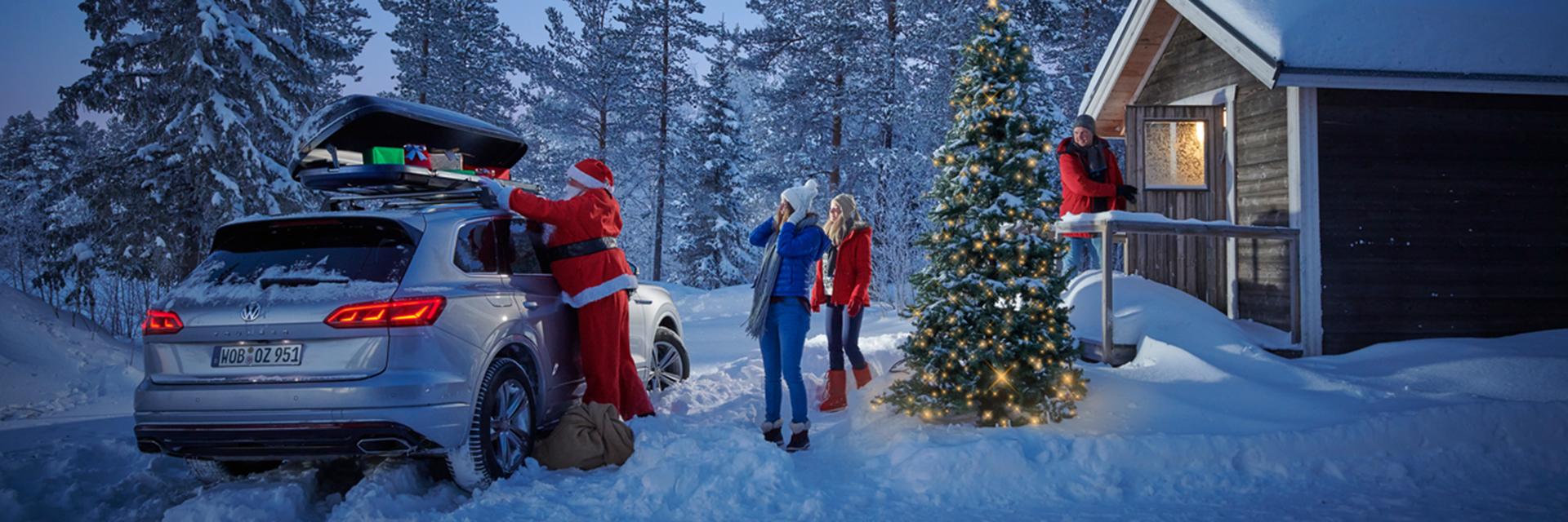 Joululahjavinkkejä Käyttöautosta