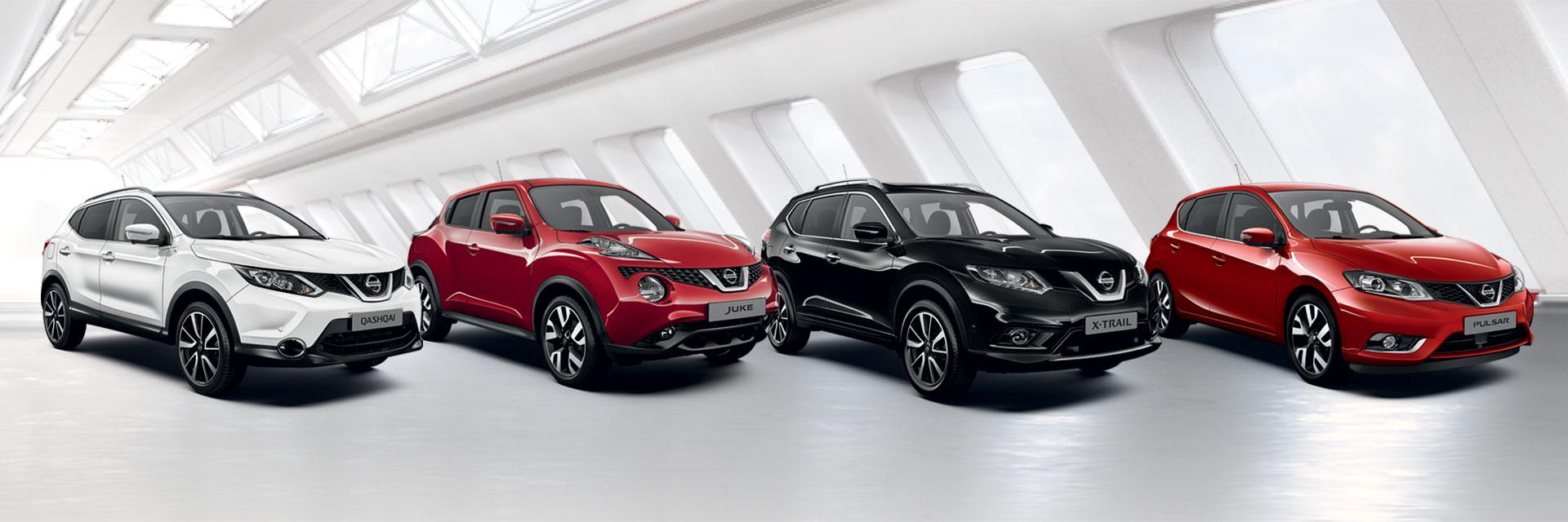 Nissan-talvitarjoukset