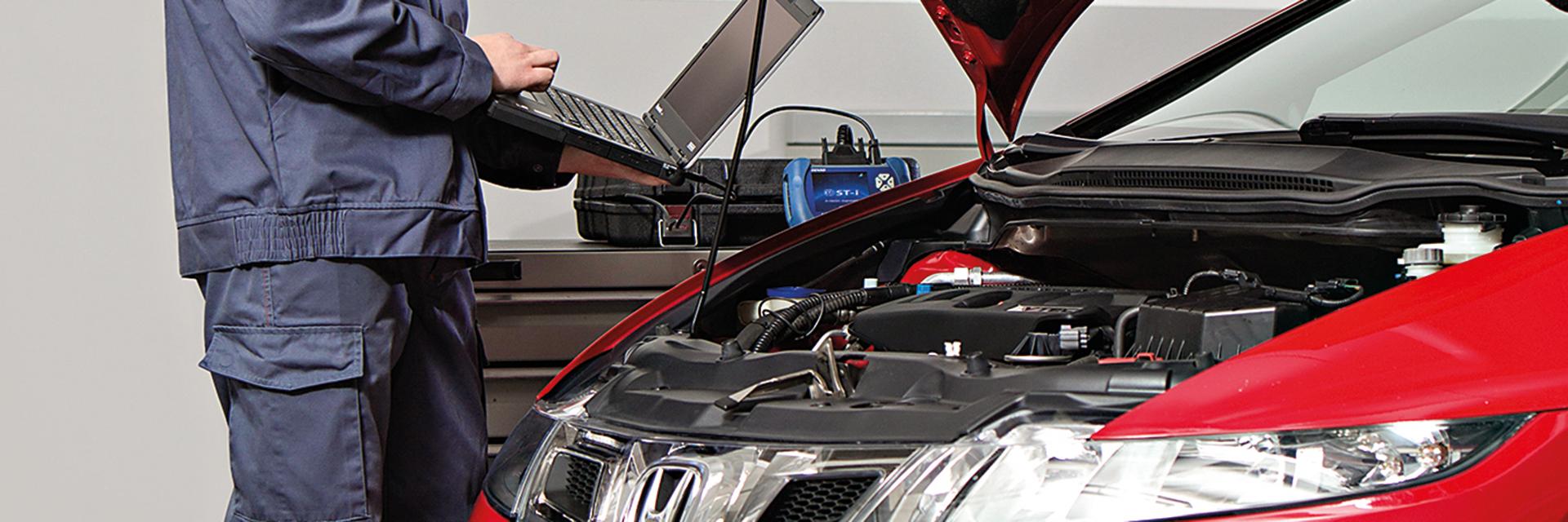 EKO-huolto – kattava ja edullinen Honda-merkkihuolto