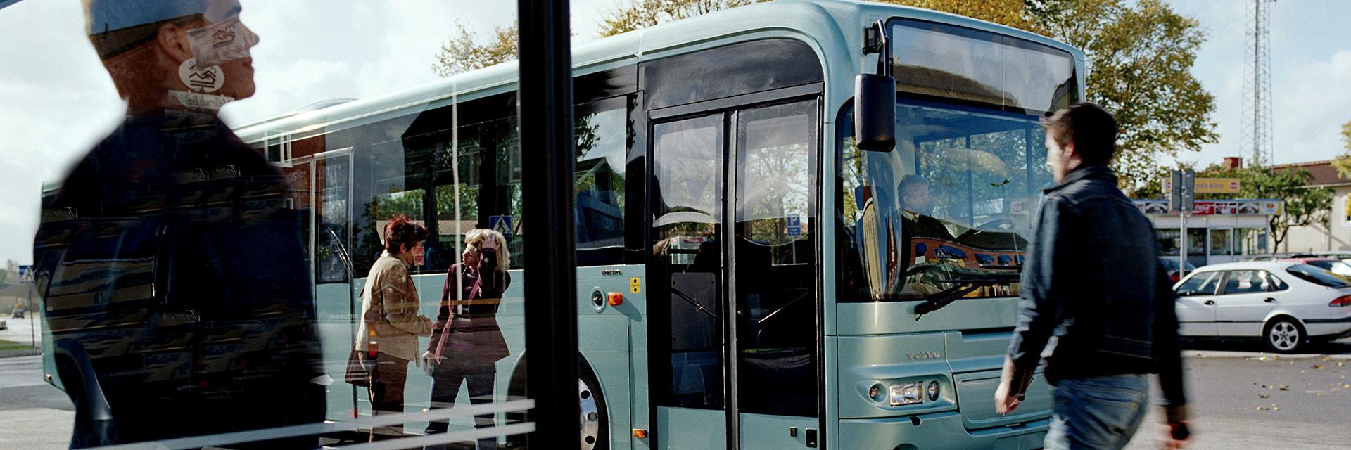 Käytetyt linja-autot Käyttöautosta