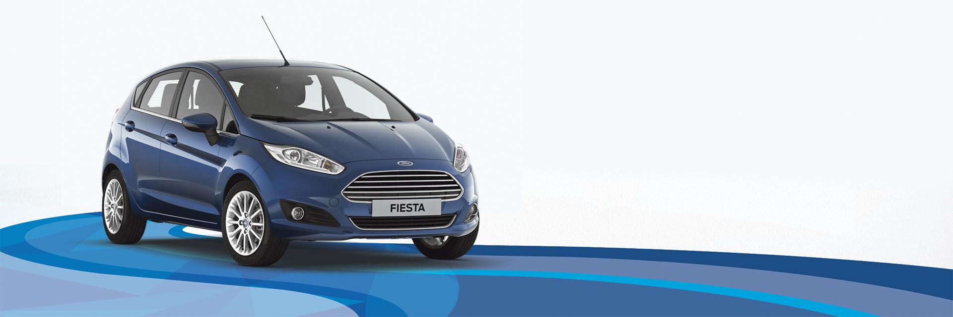 Täydellisesti varusteltu Ford Fiesta