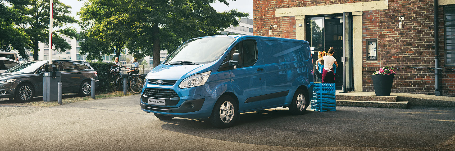 Ford Transit Custom Business