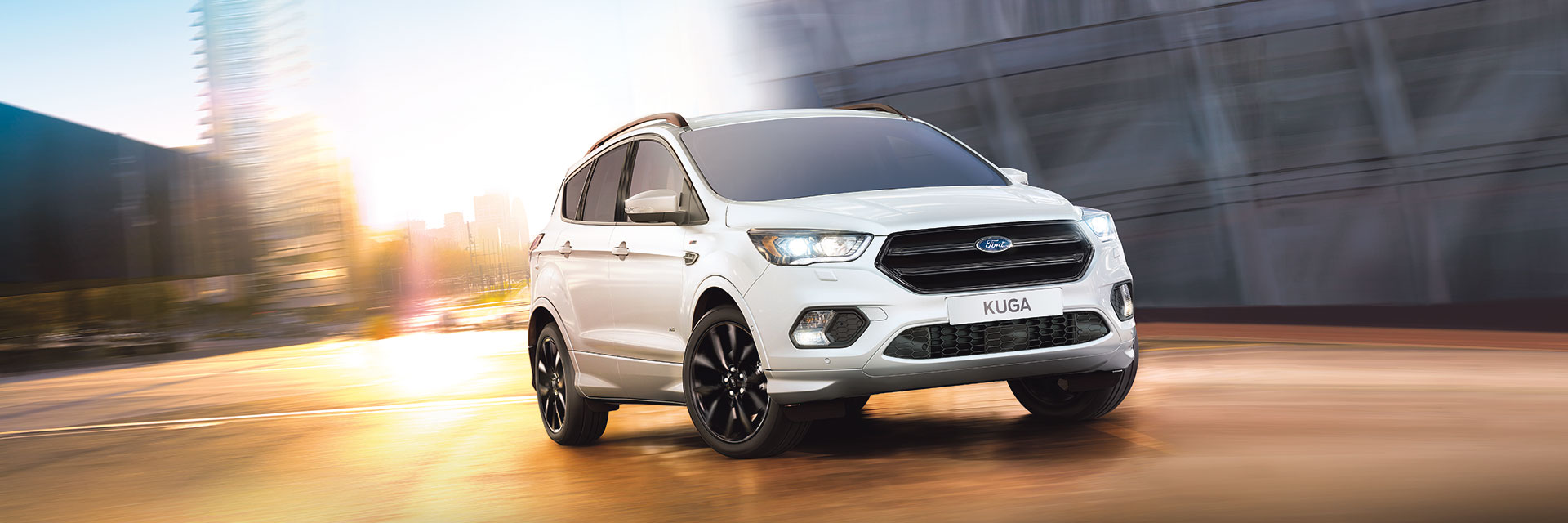 Uusi Ford Kuga ensiesittelyssä