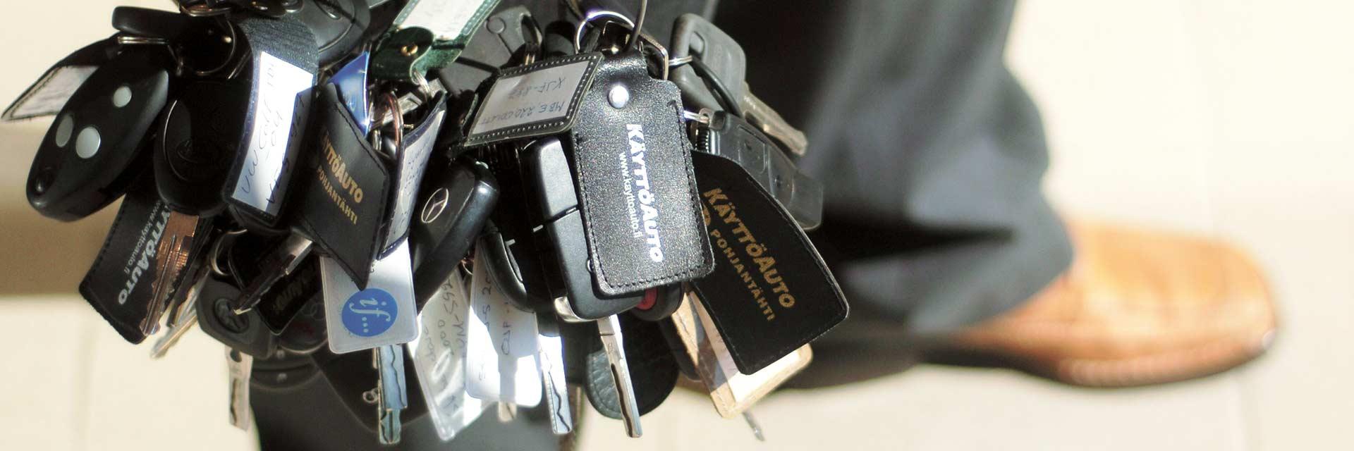 Käyttöauto – täyden palvelun autokauppa