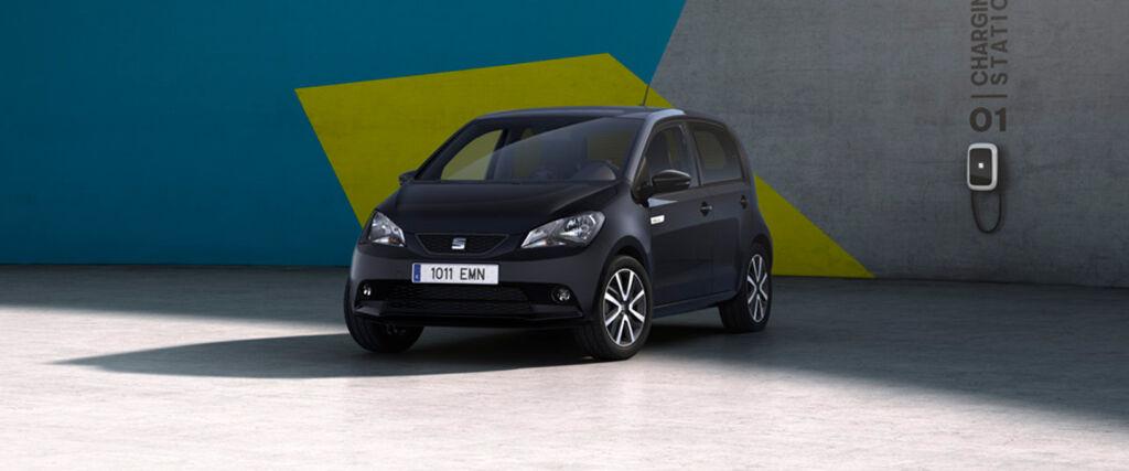 Uusi SEAT Mii electric, 100 % sähköinen