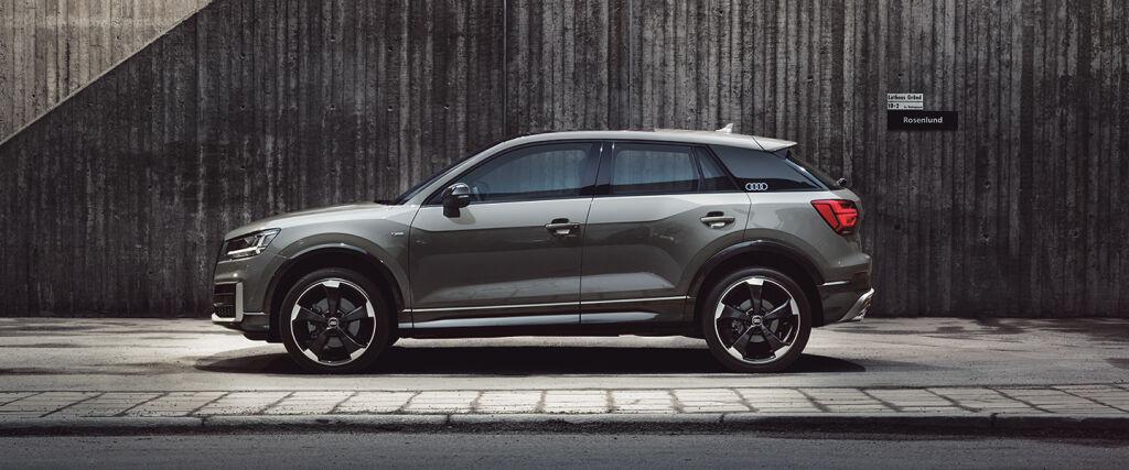 Audi Q2 Pro Business S tronic -kampanjamalli