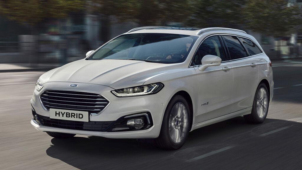 Ford Mondeo Hybrid Wagon