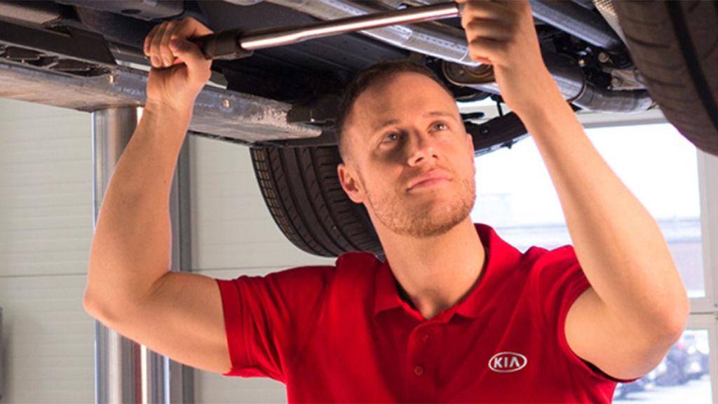 Kia 7+ serviceprogram