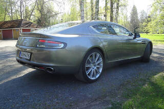 Aston Martin RAPIDE V12 TOUCHTRONIC ASM-476 1