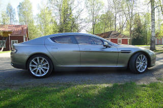Aston Martin RAPIDE V12 TOUCHTRONIC ASM-476 2