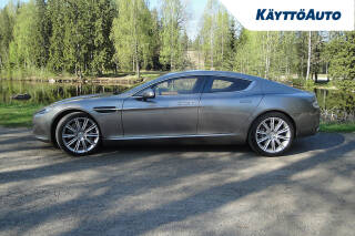 Aston Martin RAPIDE V12 TOUCHTRONIC ASM-476 9