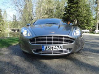 Aston Martin RAPIDE V12 TOUCHTRONIC ASM-476 10