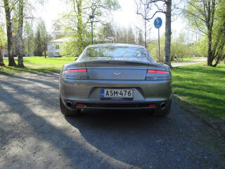 Aston Martin RAPIDE V12 TOUCHTRONIC ASM-476 11
