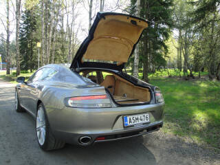 Aston Martin RAPIDE V12 TOUCHTRONIC ASM-476 19