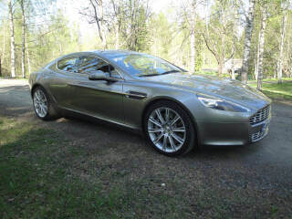 Aston Martin RAPIDE V12 TOUCHTRONIC ASM-476 24