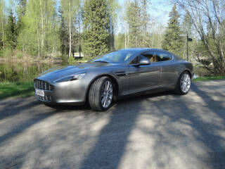 Aston Martin RAPIDE V12 TOUCHTRONIC ASM-476 25