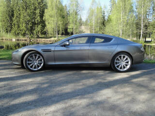 Aston Martin RAPIDE V12 TOUCHTRONIC ASM-476 26