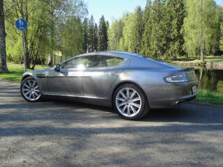 Aston Martin RAPIDE V12 TOUCHTRONIC ASM-476 27