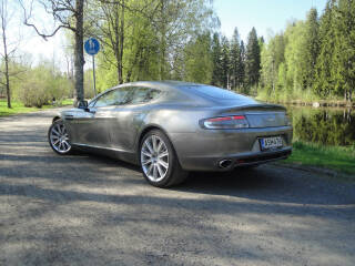 Aston Martin RAPIDE V12 TOUCHTRONIC ASM-476 28