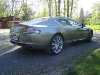 Aston Martin RAPIDE V12 TOUCHTRONIC ASM-476 29