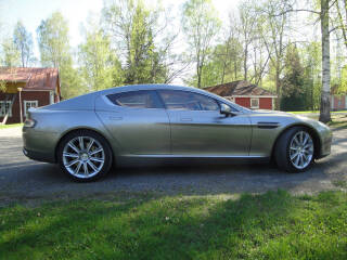 Aston Martin RAPIDE V12 TOUCHTRONIC ASM-476 30