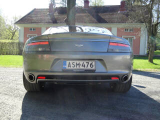Aston Martin RAPIDE V12 TOUCHTRONIC ASM-476 32