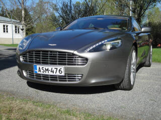 Aston Martin RAPIDE V12 TOUCHTRONIC ASM-476 33