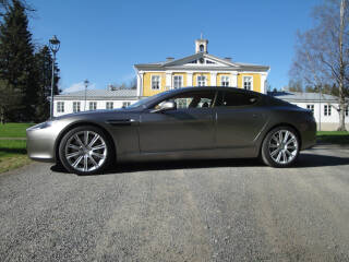 Aston Martin RAPIDE V12 TOUCHTRONIC ASM-476 34