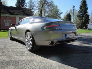 Aston Martin RAPIDE V12 TOUCHTRONIC ASM-476 35
