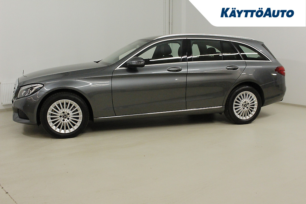 Mercedes-Benz C 220 D T EDITION 4MATIC BUE-327 2
