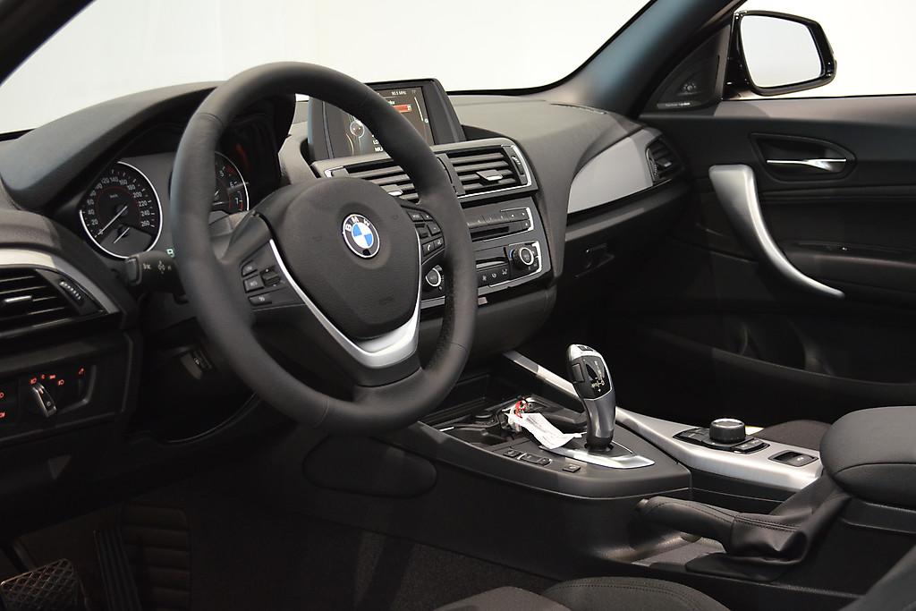 BMW 220 IA BUSINESS SPORT CABRIOLET 1L71 BUH-557 8