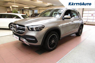 Mercedes-Benz GLE 300 D 4MATIC BVP-645 1