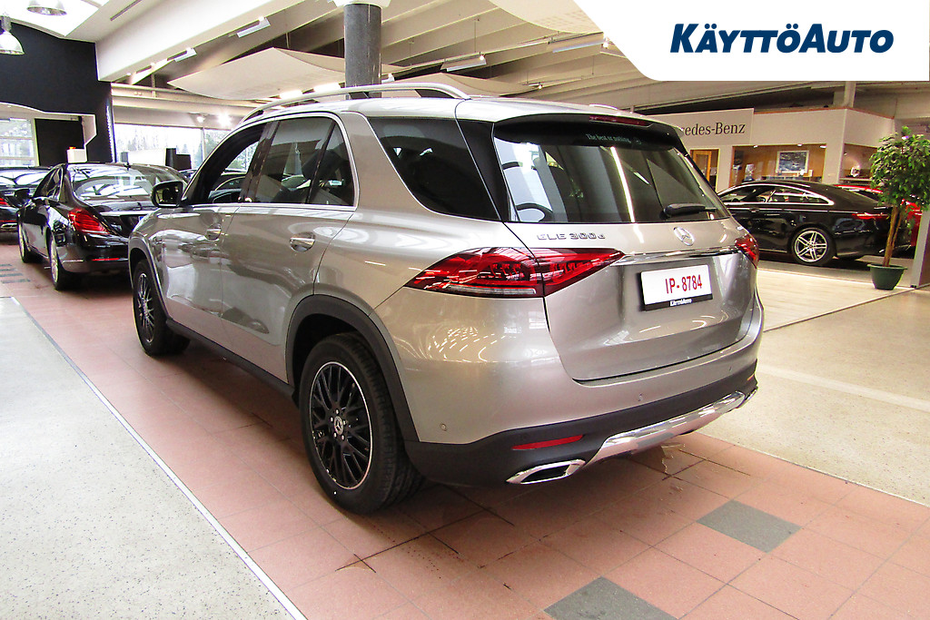 Mercedes-Benz GLE 300 D 4MATIC BVP-645 4