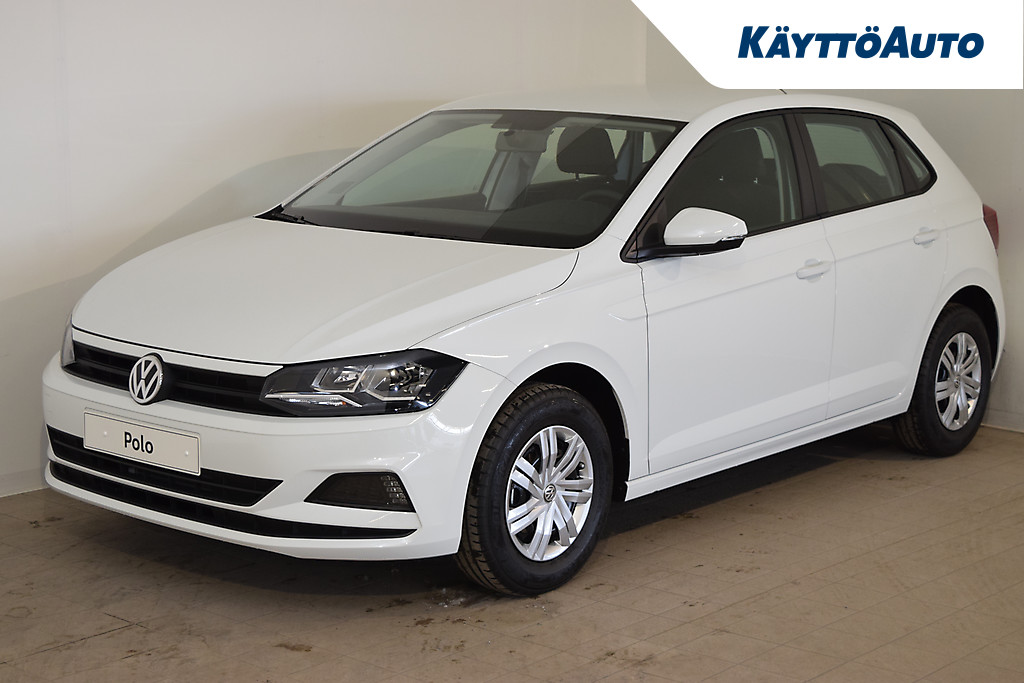 Volkswagen POLO TRENDLINE 1,0 59 KW (80 HV) CMJ-431 1