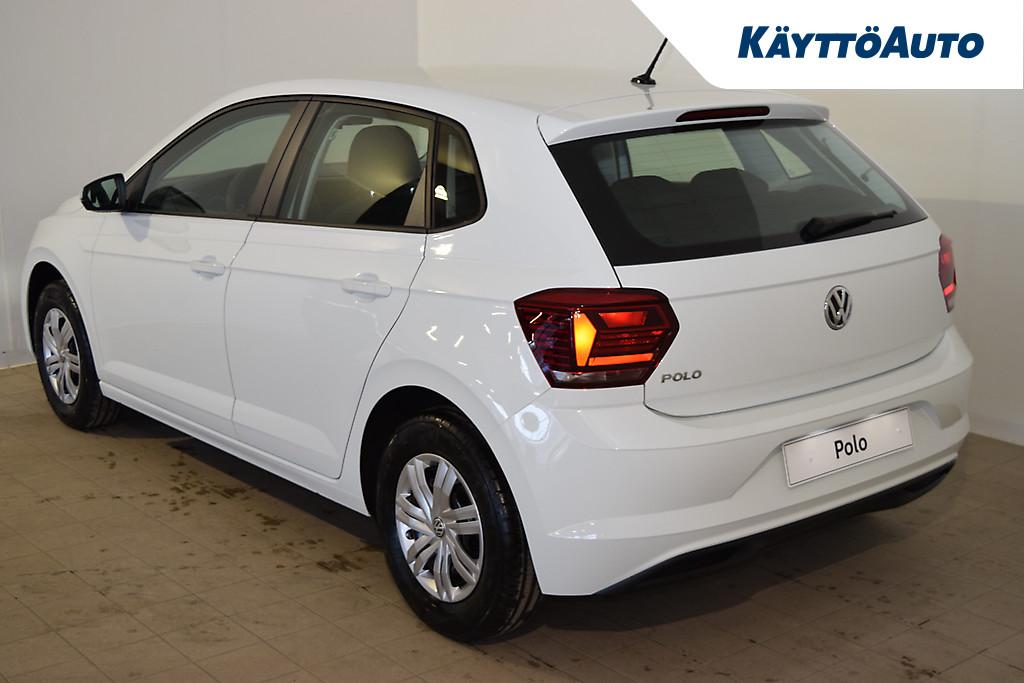Volkswagen POLO TRENDLINE 1,0 59 KW (80 HV) CMJ-435 5