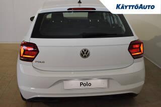 Volkswagen POLO TRENDLINE 1,0 59 KW (80 HV) CMJ-435 6