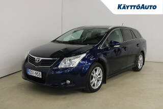 Toyota AVENSIS 2,0 D-4D DPF SOL EDITION WAGON EOI-953 1