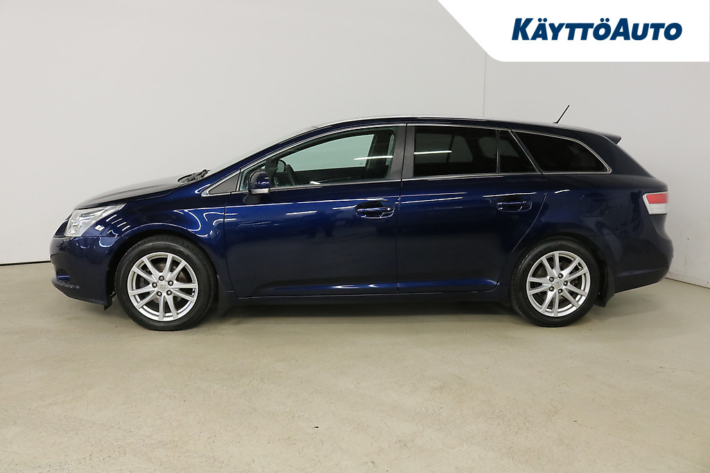 Toyota AVENSIS 2,0 D-4D DPF SOL EDITION WAGON EOI-953 2