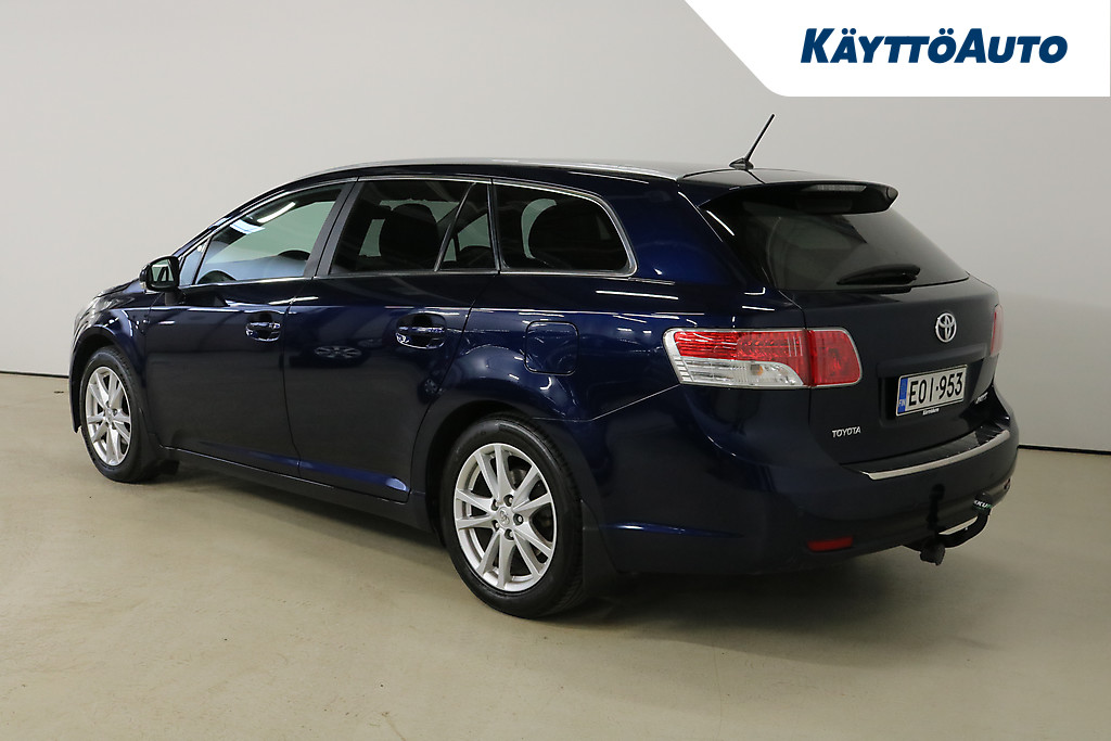 Toyota AVENSIS 2,0 D-4D DPF SOL EDITION WAGON EOI-953 3