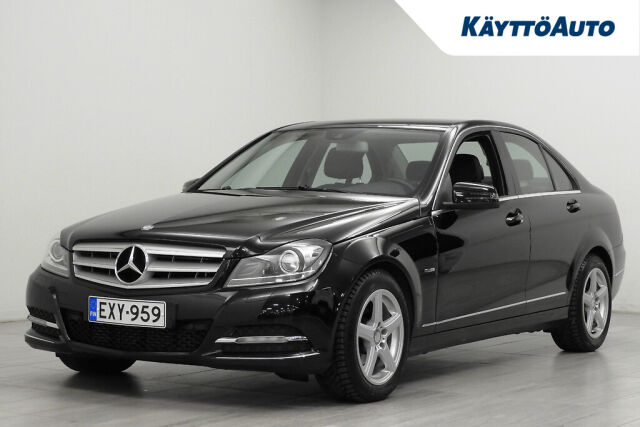 Mercedes-Benz C EXY-959