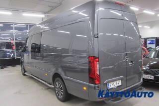 Mercedes-Benz SPRINTER 319 CDI AUTOM. JATKO-OHJAAMO. 2+4 HLÖ FNL-641 3