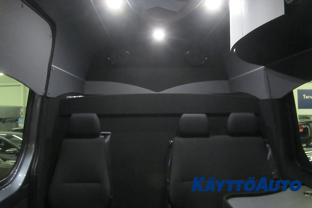 Mercedes-Benz SPRINTER 319 CDI AUTOM. JATKO-OHJAAMO. 2+4 HLÖ FNL-641 5