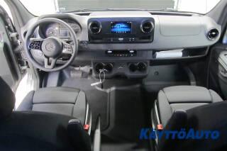 Mercedes-Benz SPRINTER 319 CDI AUTOM. JATKO-OHJAAMO. 2+4 HLÖ FNL-641 7