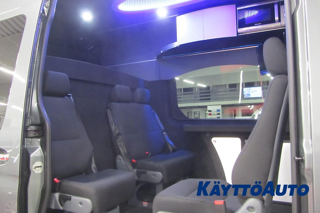 Mercedes-Benz SPRINTER 319 CDI AUTOM. JATKO-OHJAAMO. 2+4 HLÖ FNL-641 8